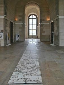 Méridien de Paris, salle Cassini, 61 avenue de l'Observatoire (14ème arrondissement)
