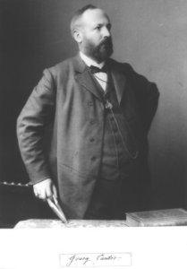Georg Cantor []