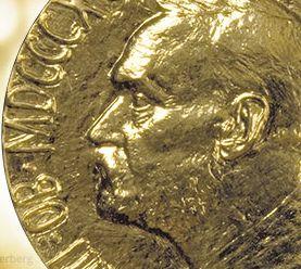 Médaille Nobel [A]