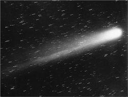 Comète de Halley en 1910 [A]