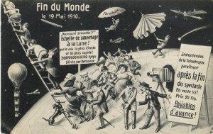 Fin du monde 1910 [F]
