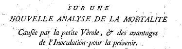 1760, variole
